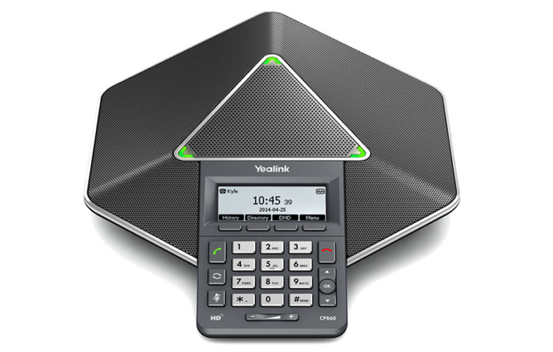 CP860 HD IP Conference Phone
